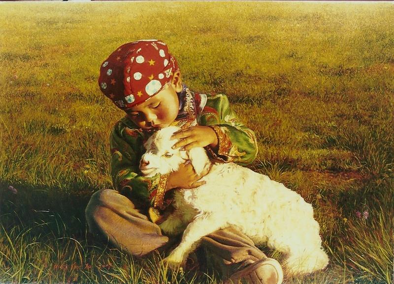 My Baby Lamb